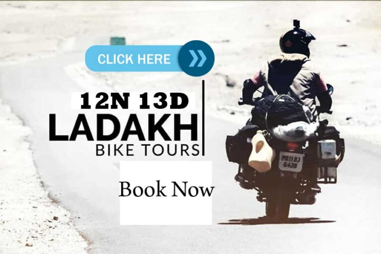 Leh Ladakh 13 Days